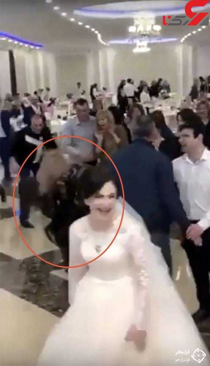 عکس درگیری شدید در عروسیjpg (1)