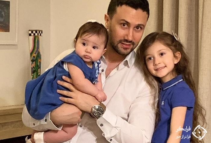 سلبریتی هایی که فرزندانشان را خارج از ایران به دنیا آوردند!