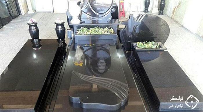 زندگی پس از مرگ؛ بازار سوگواری و قبر های لاکچری