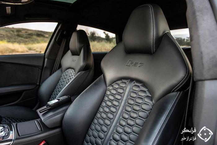 آئودی RS7، سریع ترین خودروی ضدگلوله دنیا