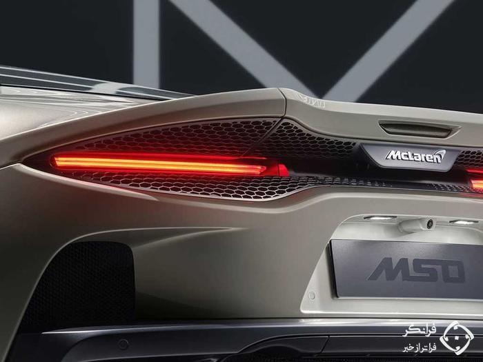 معرفی مک لارن GT MSO، لوکس تر و خاص تر
