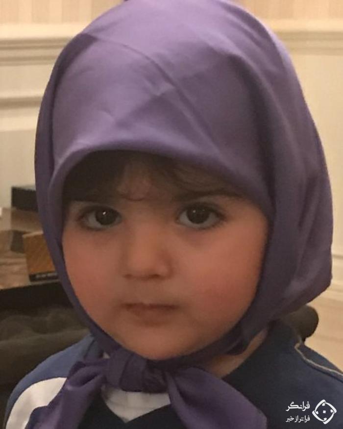 عکس جدید دختر شیلا خداداد