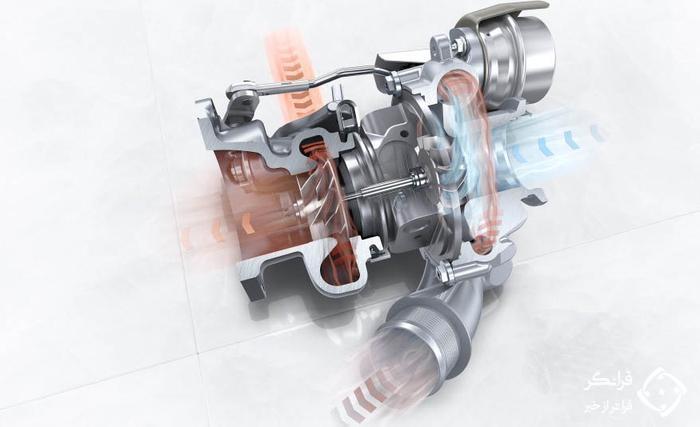 Sport mode reduces turbo lag