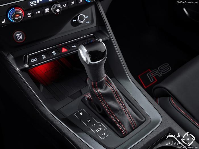 معرفی آئودی RS Q3 جدید، گلولهٔ 400 اسبی