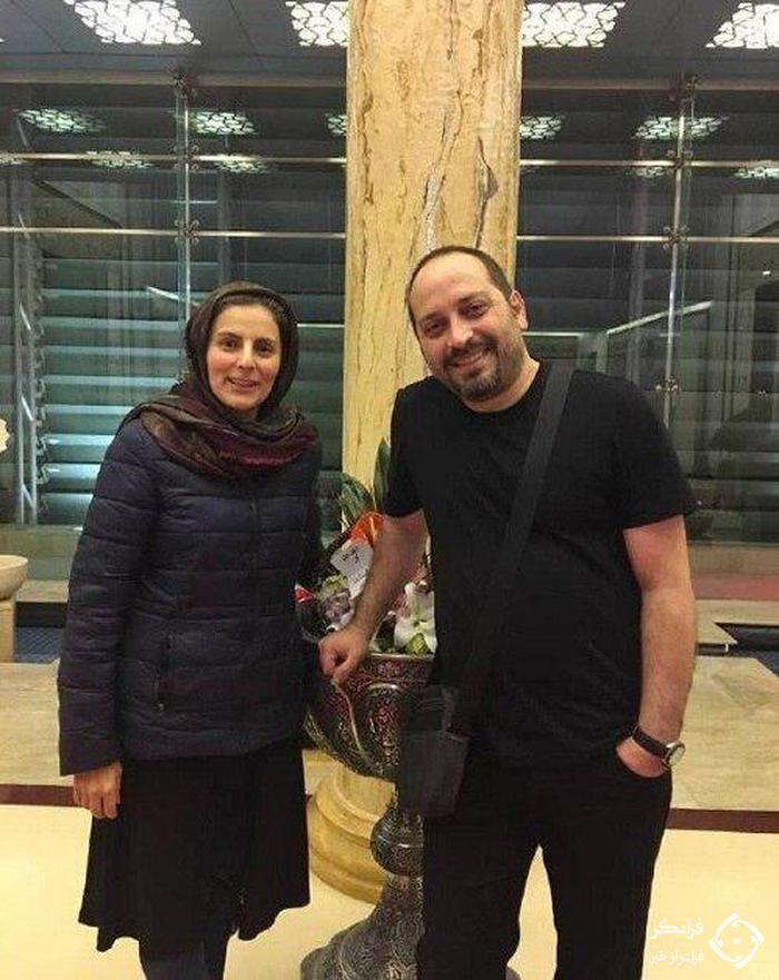 اولین تصویر منتشر شده از خانم نگار قدسی پس از آزادی در خاک ایران