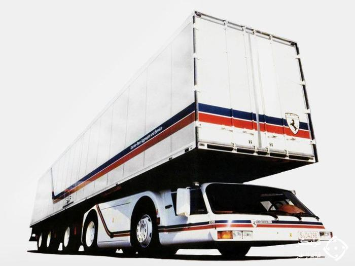 عجیب ترین کامیون های ساخته شده: اشتاین وینتر سوپرکارگو 2040