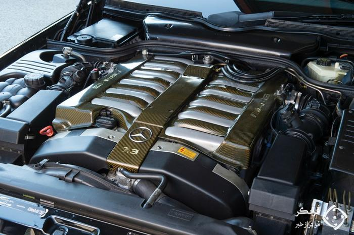 مرسدس SL73 AMG، شوالیه ای بشدت کمیاب و ارزشمند
