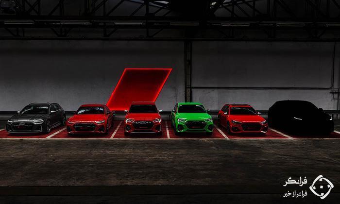 معرفی فیس لیفت آئودی RS4 با چهره ای مشابه دیگر برادرانش