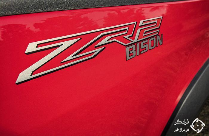 تقاضای زیاد برای شورولت کلرادو ZR2 بایسون