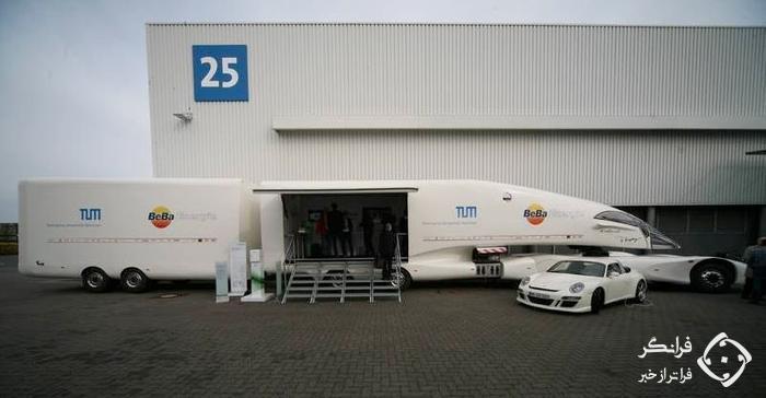 عجیب ترین کامیون های ساخته شده: اینوتراک