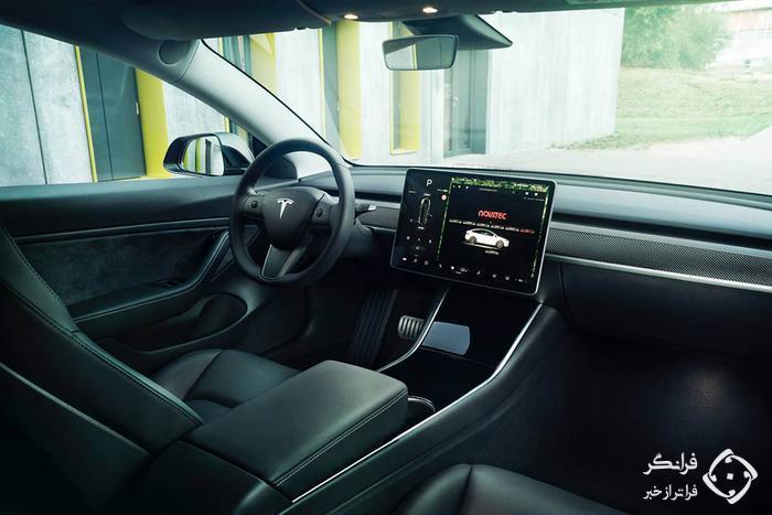 تسلا مدل 3، پرفروش ترین خودروی هلند