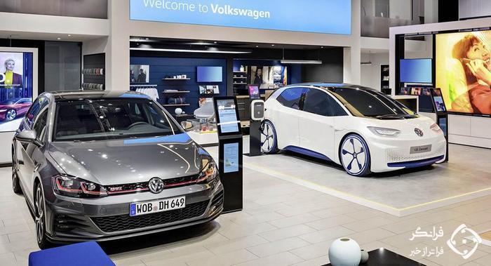 دانمارک به دنبال توقف فروش خودروهای بنزینی و دیزلی در اروپا