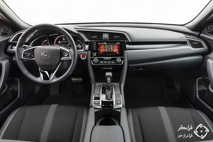قیمت و مشخصات هوندا سیویک کوپه و سدان مدل 2020
