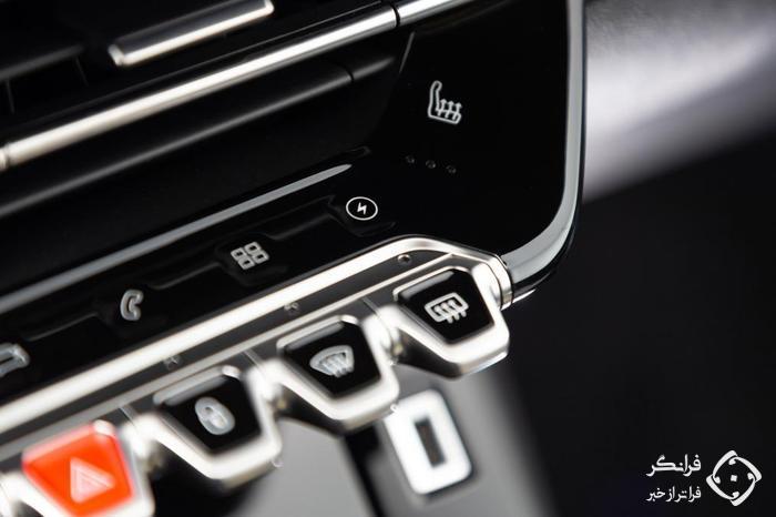 تجربه رانندگی با پژو 208 الکتریکی جدید