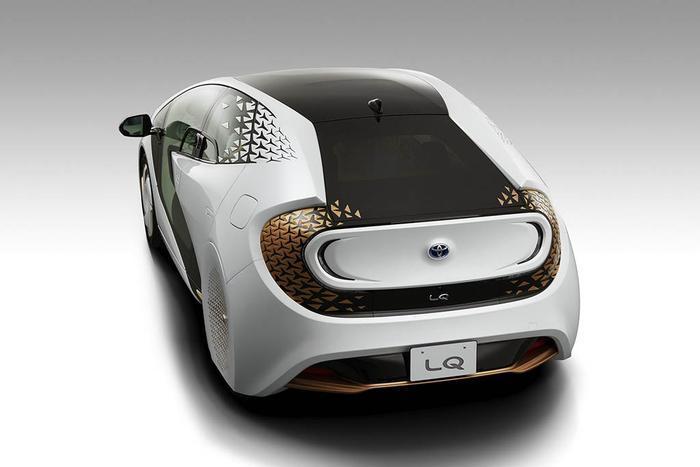 تویوتا LQ کانسپت، دریچه ای رو به آینده!