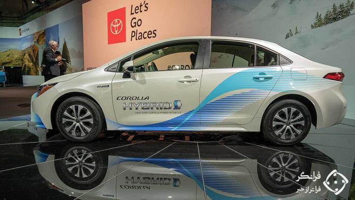 افزایش قابل توجه گارانتی باتری محصولات هیبریدی تویوتا