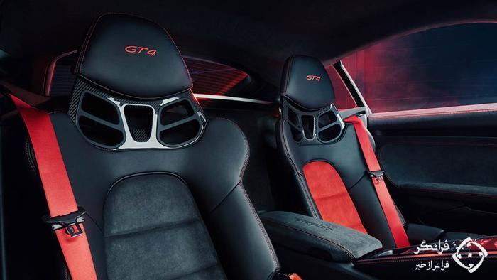 معرفی پورشه 718 کیمن GT4 اسپورت کاپ ادیشن