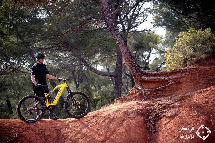 معرفی دوچرخه الکتریکی پژو با برد قابل توجه