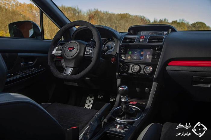 قیمت عجیب و گران سوبارو STI S209 مدل 2019
