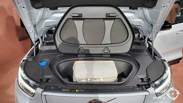 معرفی رسمی ولوو XC40 تمام الکتریکی