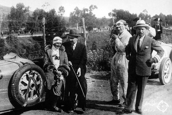 داستان جالب بوگاتی و اختراع رینگ های آلومینیومی