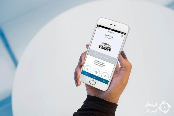 رایگان شدن تکنولوژی خودروی ارتباطی فورد برای مالکان