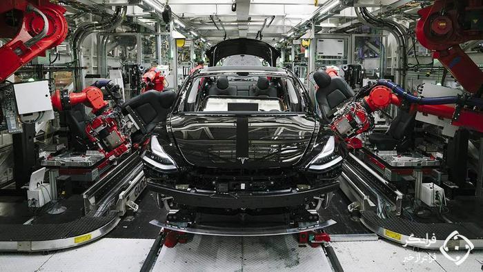 مجوز رسمی تسلا برای تولید خودرو در چین