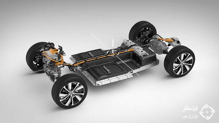 تمرکز شدید ولوو روی خودروهای الکتریکی