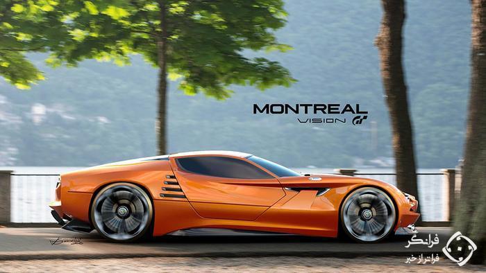 رندر آلفارومئو مونترال ویژن GT کانسپت، جذابیت روی چهار چرخ!
