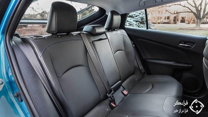 تویوتا پریوس AWD 2019