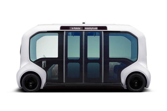 حضور خودروهای الکتریکی تویوتا در المپیک توکیو 2020
