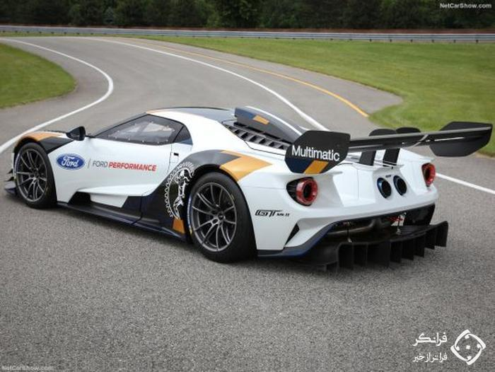 نسخهٔ قوی تری از فورد GT در راه است؟