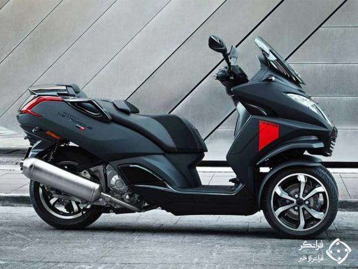 مالکیت کامل ماهیندرا بر بخش موتورسیکلت پژو