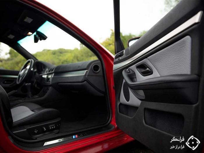 فروش یک ب ام و M5 نسل E39 کم کار، گران تر از M5 مدل 2019!