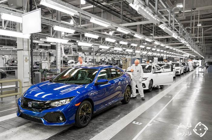 صنعت خودروی ژاپن تحت تأثیر جنگ تجاری آمریکا و چین