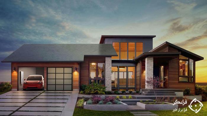 معرفی سومین نسل سقف خورشیدی تسلا