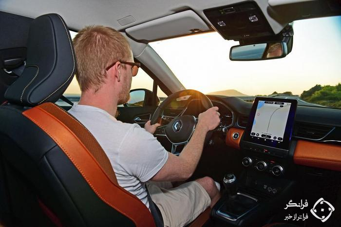 اولین تجربه رانندگی با رنو کپچر 2019 جدید