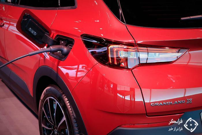 8 خودروی الکتریکی شده اوپل تا سال 2021 عرضه می شوند