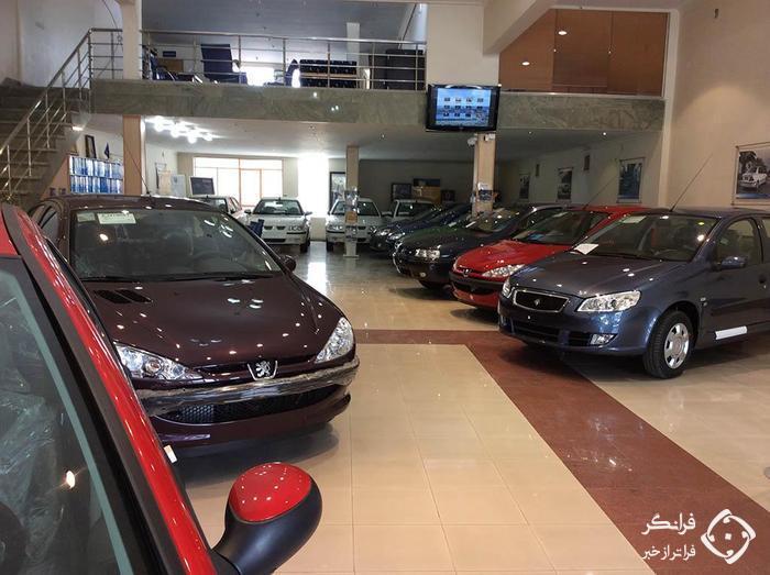 حاکم شدن رکود پاییزی بر بازار خودروی کشور