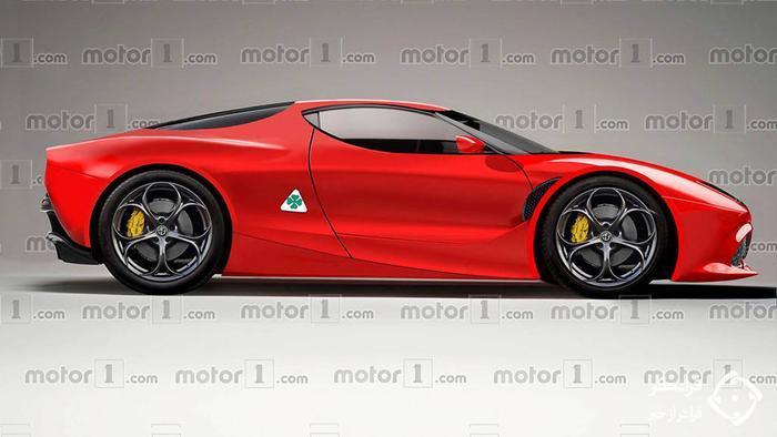لغو پروژه ساخت آلفارومئو GTV و 8C