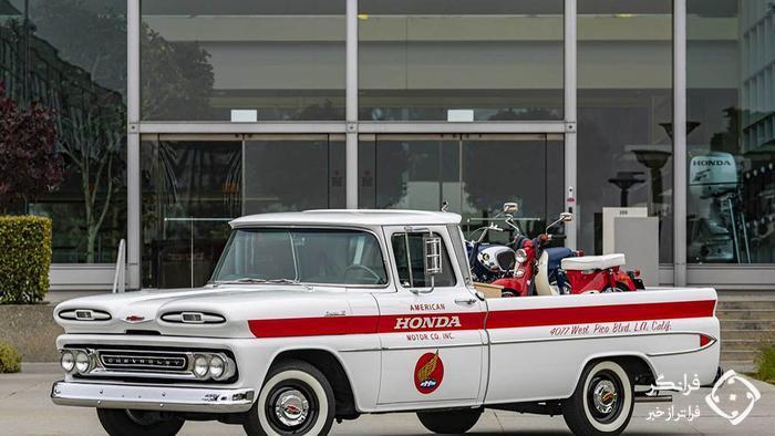 گرامیداشت 60 سالگی حضور هوندا در آمریکا