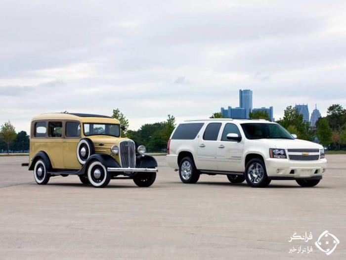 85 سالگی شورلت سابربن، قدیمی ترین نام زنده در صنعت خودروسازی دنیا