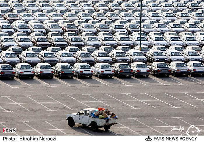 افت 22.4 درصدی میزان تولید خودرو در هفت ماه اول سال 98