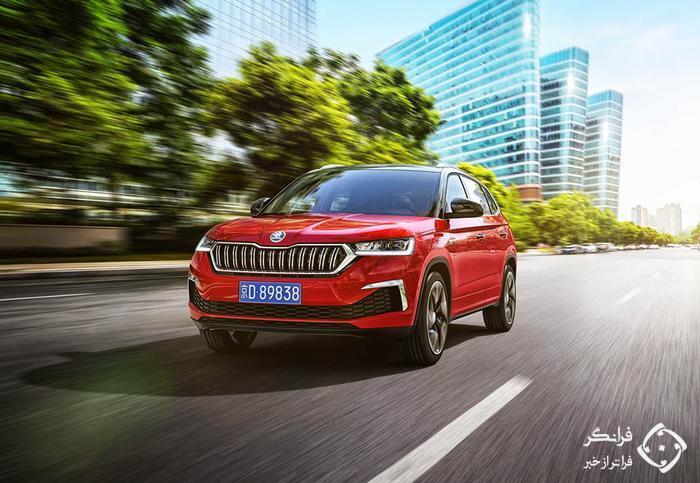 کامیک GT 2020، تحفه جذاب اشکودا برای چینی ها