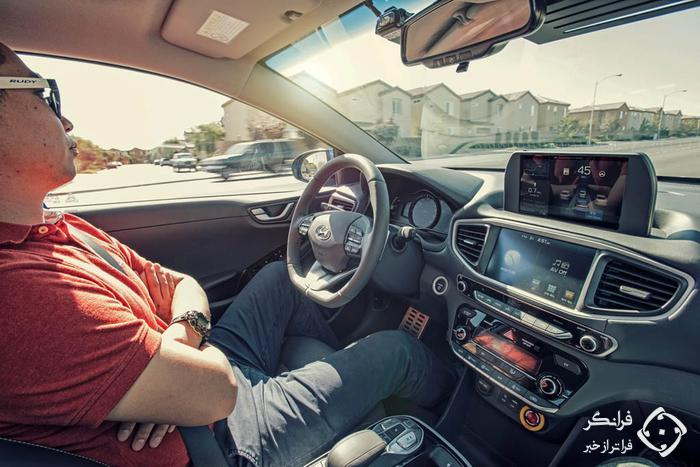 ایران در مسیر خودروهای الکتریکی و خودران