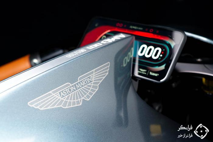 AMB 001، اولین موتورسیکلت تاریخ استون مارتین