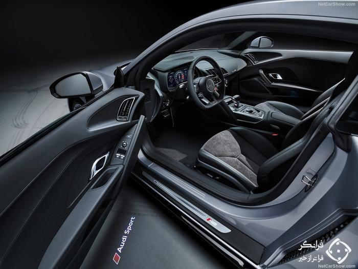 معرفی آئودی R8 دیفرانسیل عقب مدل 2020، سبک تر و ارزان تر