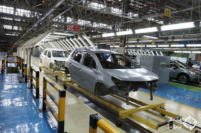 ابهام در توقف تولید خودروهای مونتاژی