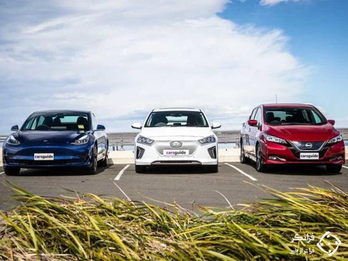 قیمت گران، مشکل اصلی خودروهای الکتریکی