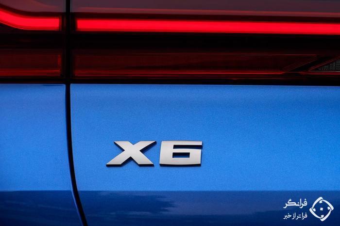 همان همیشگی! پشت فرمان نسل جدید ب ام و X6